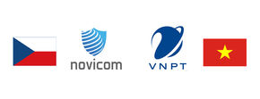 Novicom signed an agreement on cyber security cooperation with the Vietnamese company VNPT