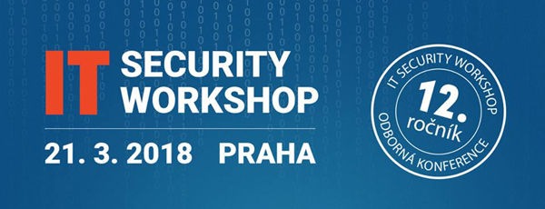 Novicom is a partner of the 12th IT Security Workshop in Prague