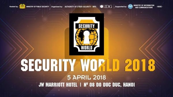 Novicom will be exhibiting at the Security World 2018 conference in Vietnam