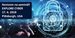 Novicom s českými IT cyber security firmami na semináři Explore Cyber v USA