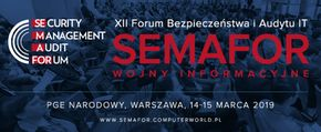 Novicom AddNet a BVS na XII. konferenci Security Management Audit Forum – SEMAFOR 2019