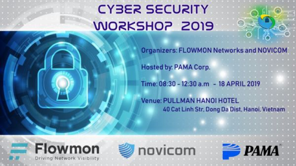 Novicom and Flowmon Networks are organizing Cyber Security