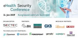Novicom technologickým partnerem eHealth Security Conference
