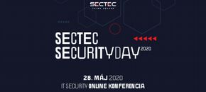 Novicom na SecTec Security Day 2020 poprvé online